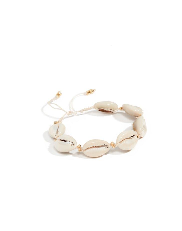 chan luu shell bracelet