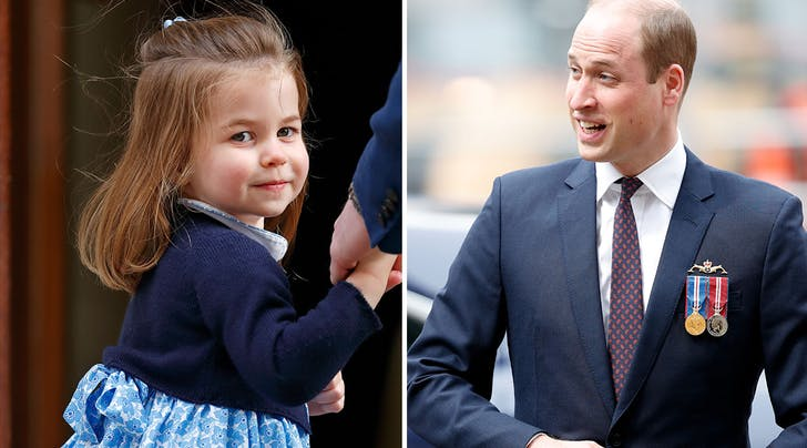 83e0de452 Prince William Spilled the Tea About Princess Charlotte's 'Rowdy' 4th  Birthday Party