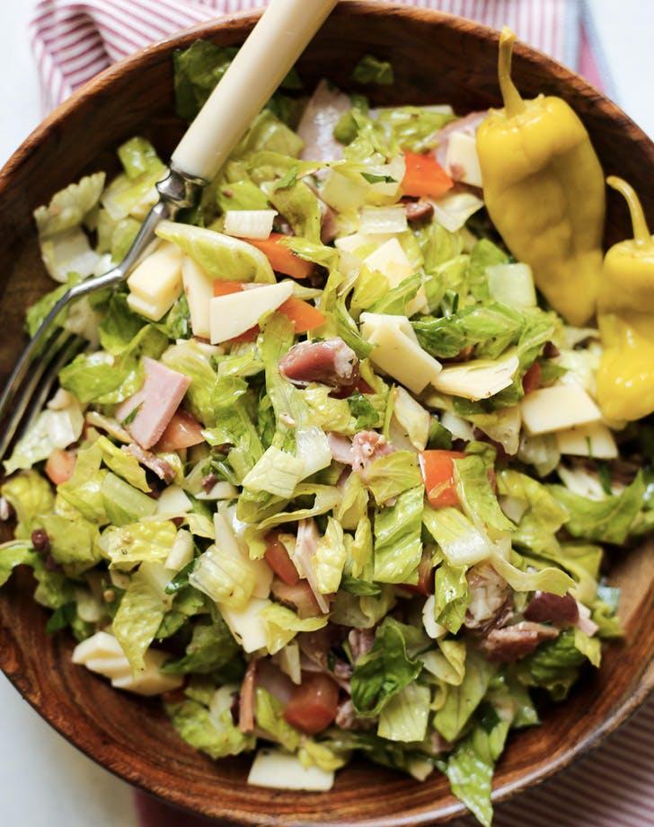 chopped italian salad recipe