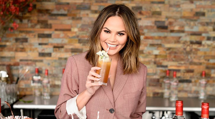 This Is Not a Drill: Chrissy Teigen Is Coming to Hulu & Here's Everything We Know