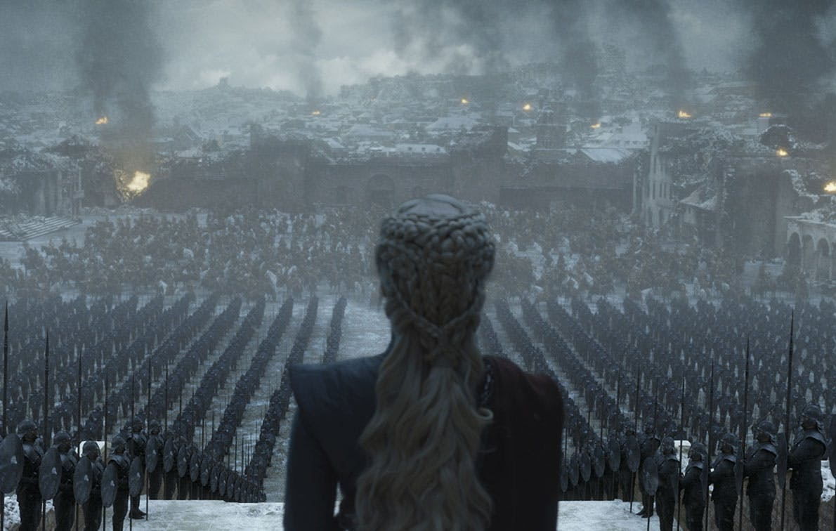 daenerys game of thrones series finale