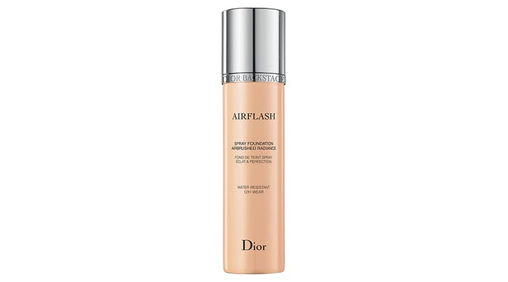 I Tried Dior's New Spray Foundation. Here's How It Went.