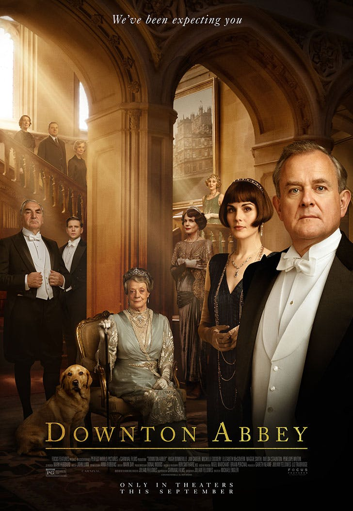 The 'Downton Abbey' Movie's First Full-Length Trailer Is Here, and You Have to See the Carson Scene