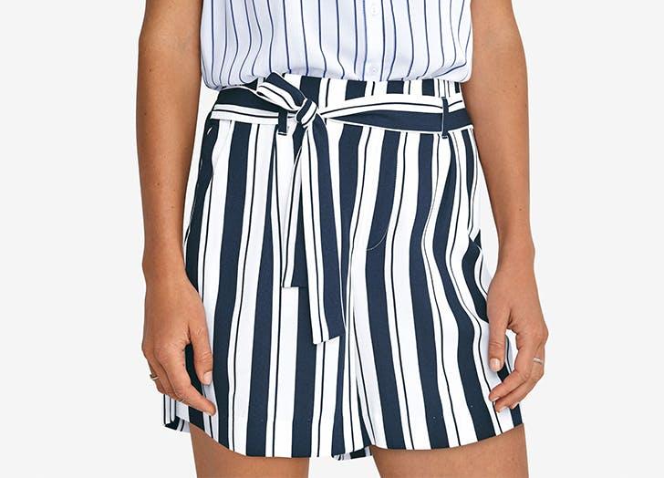 eloos plus size shorts