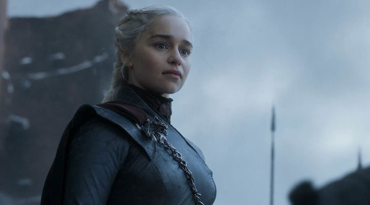 Emilia Clarke Opens Up About the Possibility of Reshooting the Final Season of 'Game of Thrones'