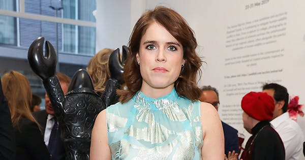 Princess Eugenie's Ombré Dress Was So Nice She Wore It Twice (and Honestly, We Would Too)