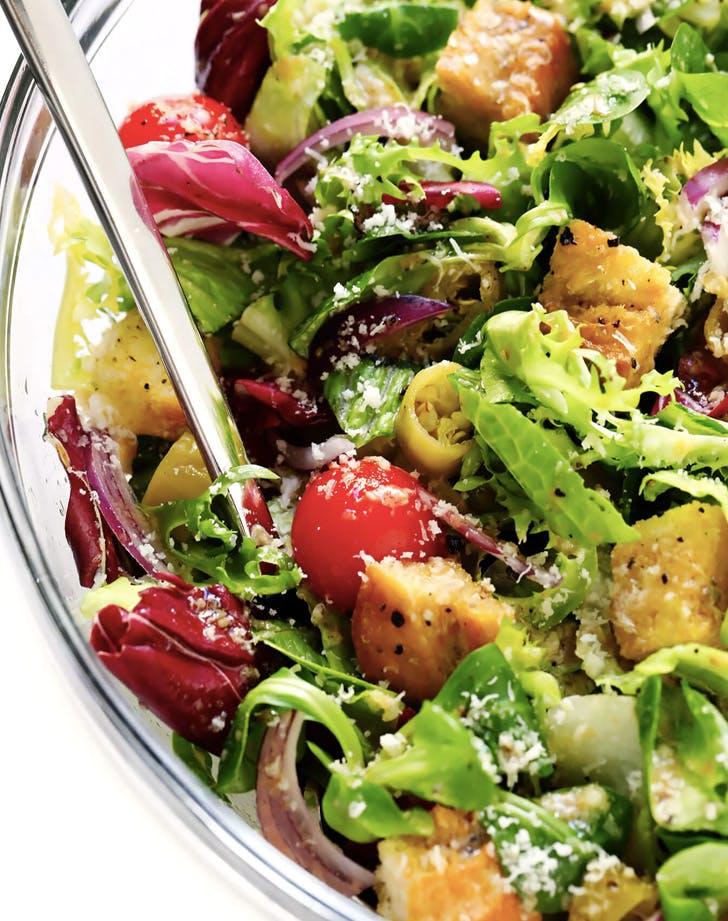everyday italian salad recipe