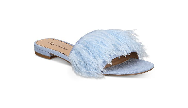 feather slides