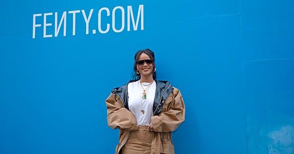 Rihanna Cast Stunning 67-Year-Old Model JoAni Johnson for Fenty Ad Campaign