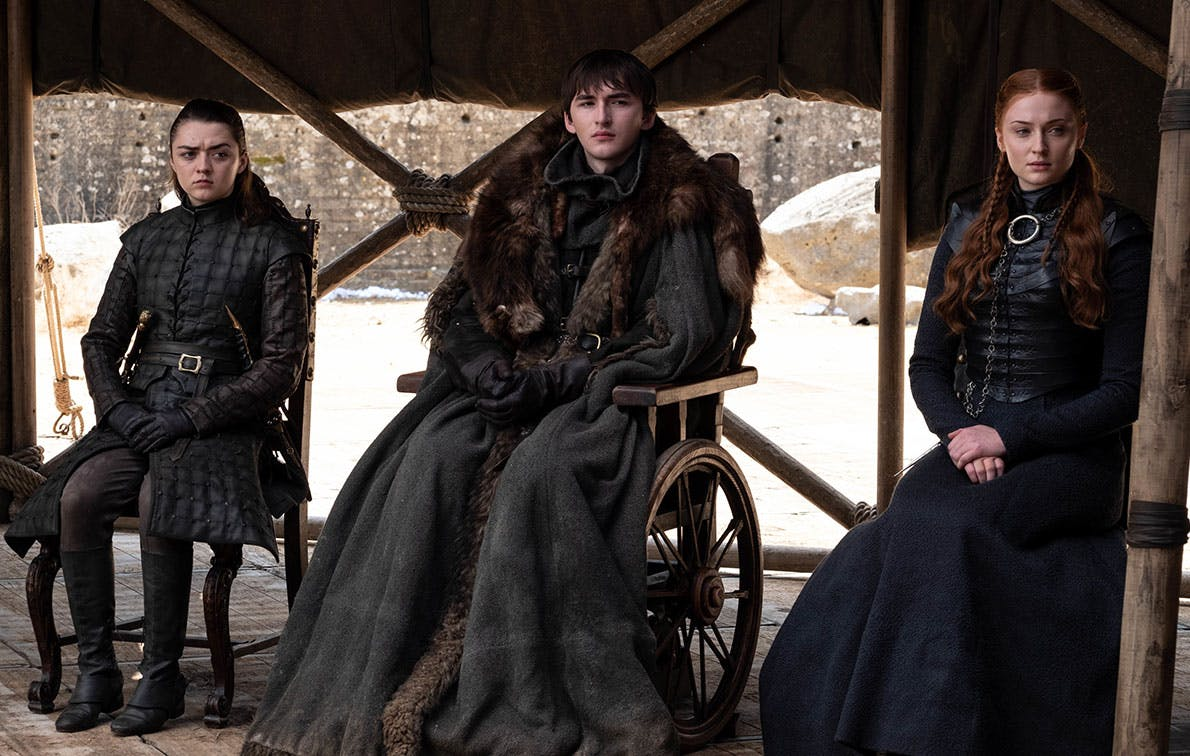 As if We Weren't in Enough Pain, 'Game of Thrones' Accidentally Left 2 Water Bottles Visible in the Series Finale