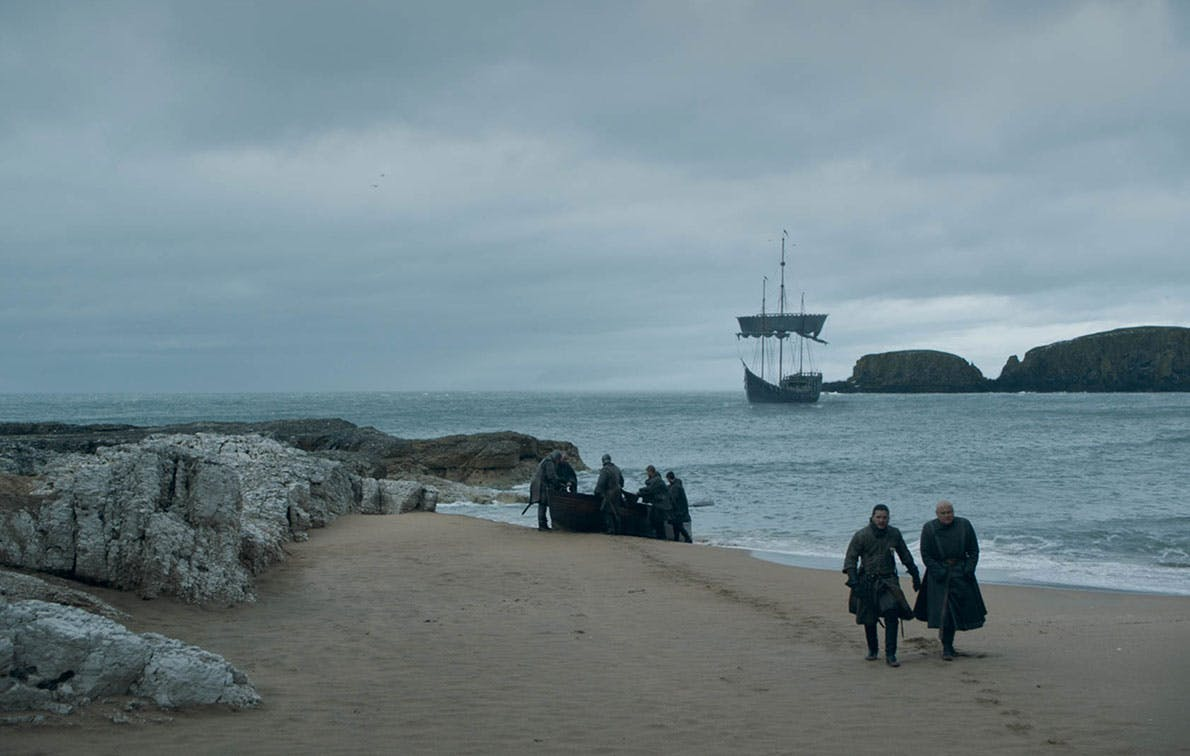 game of thrones s8 ep5 boats