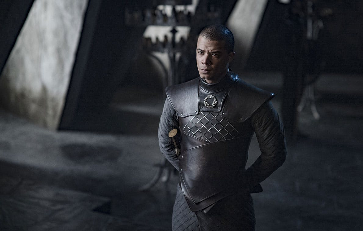 game of thrones s8 ep5 greyworm