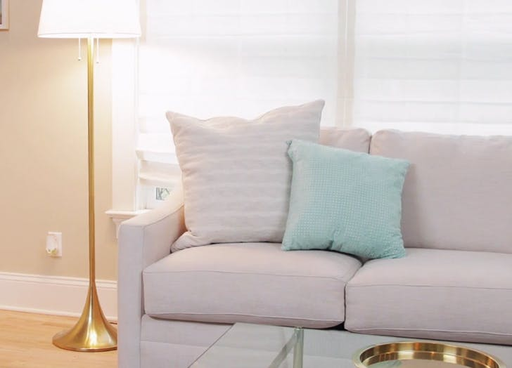 6 Ways To Maximize Your Living Room For Entertaining Purewow