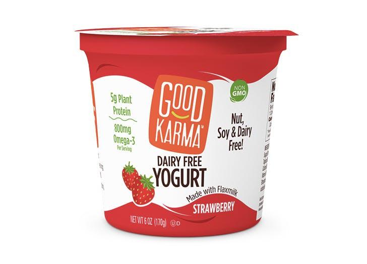 good karma dairy free yogurt