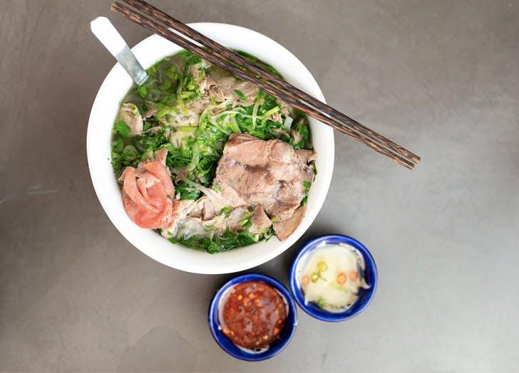 hanoi soup shop