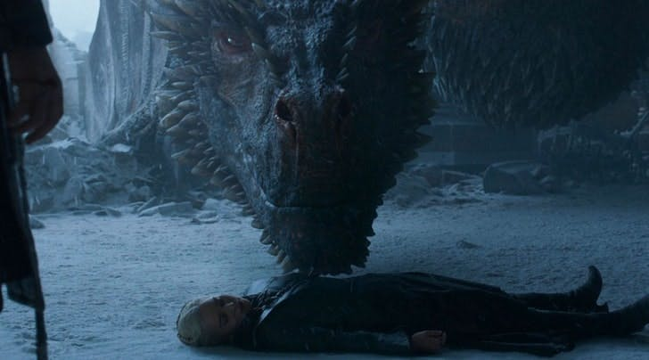 What Really Went Down Between Drogon and Jon Snow During the 'Game of Thrones' Series Finale