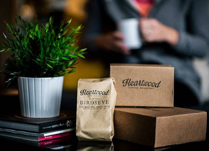 heartwood coffee