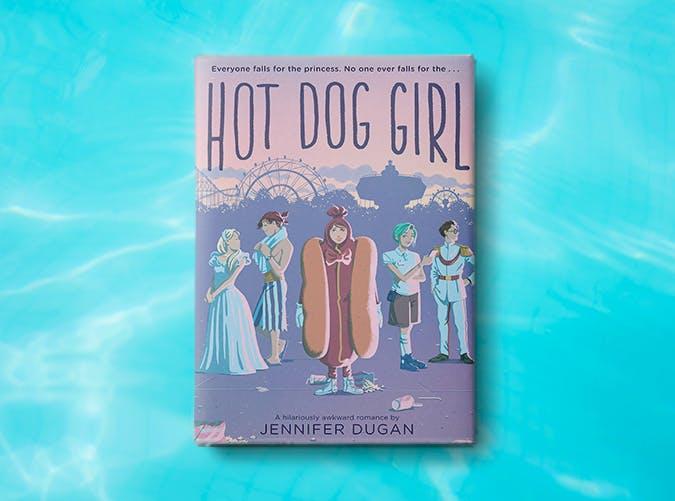 hot dog girl jennifer dugan