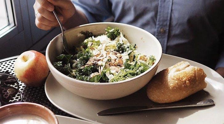 Here's How to Eat Vegan at Panera