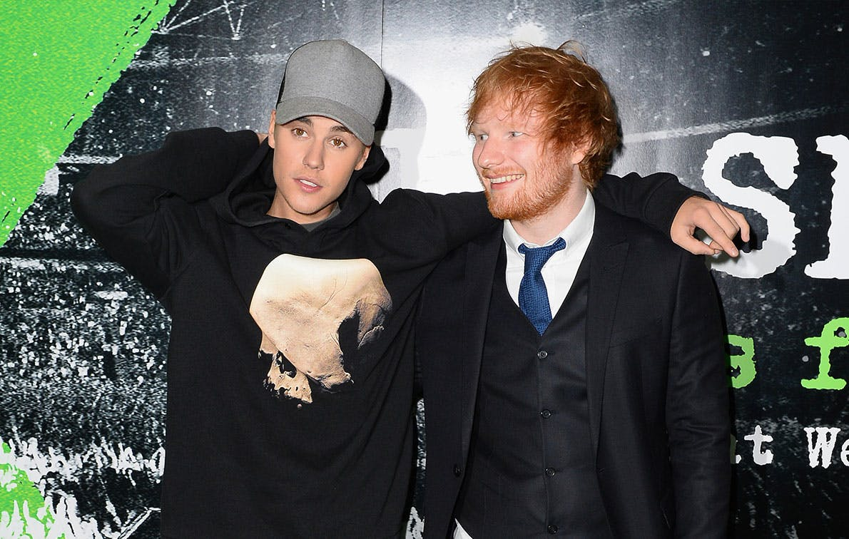 Justin Bieber and Ed Sheeran's Dizzying New Music Video for 'I Don't Care' Features Lots of Corn-on-the-Cob