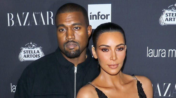 Kim Kardashian & Kanye West Welcome Baby No. 4 Via Surrogate