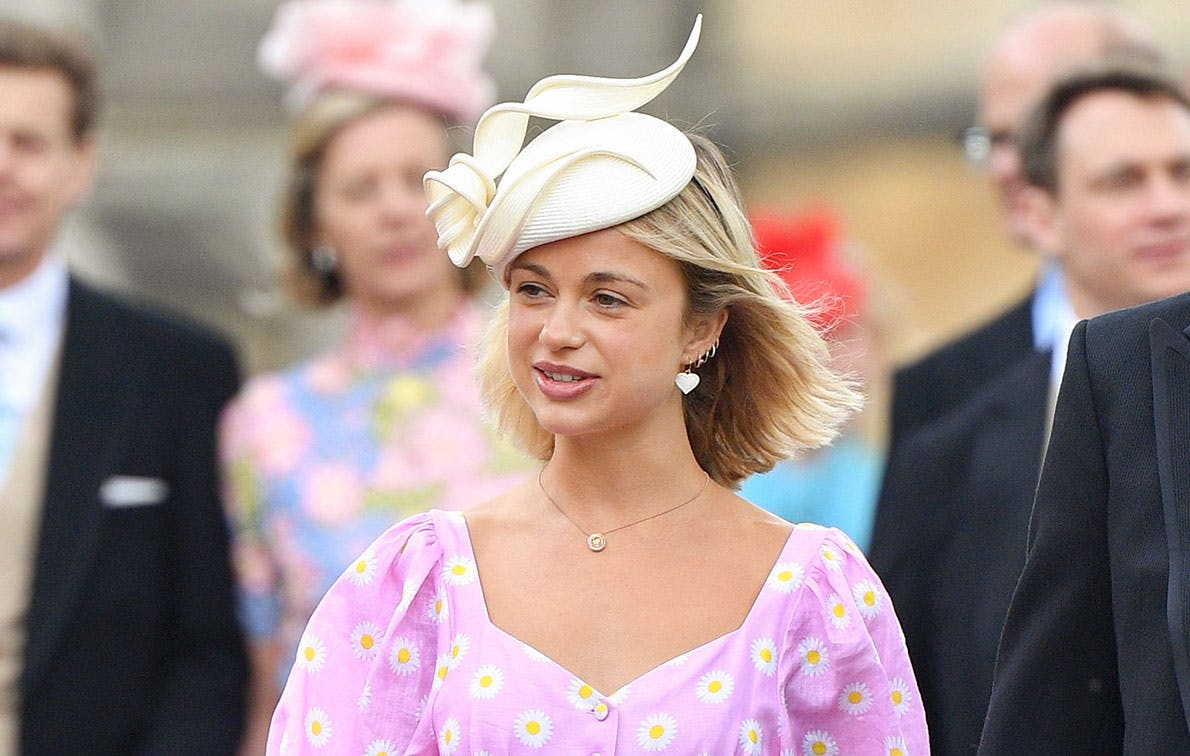 Lady Amelia Windsor Just Wore Our Favorite Summer Dress Trend, and It's Princess Di–Approved