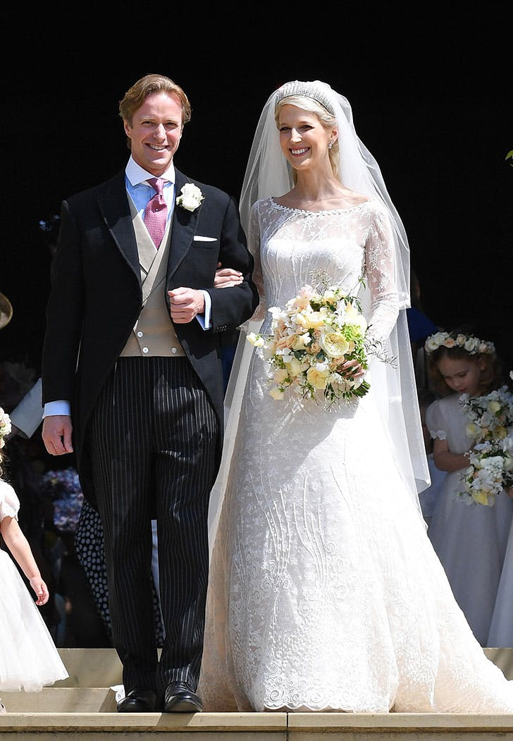 Lady Gabriella Windsor Wore 4 Dresses for Her Royal Wedding This Weekend