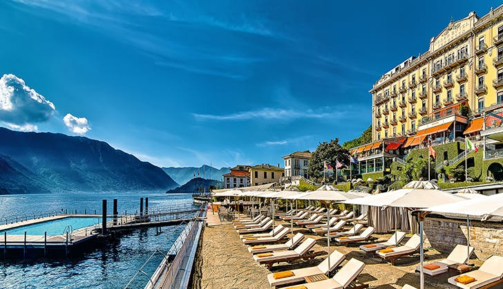 How to Visit Lake Como If You're Not George and Amal