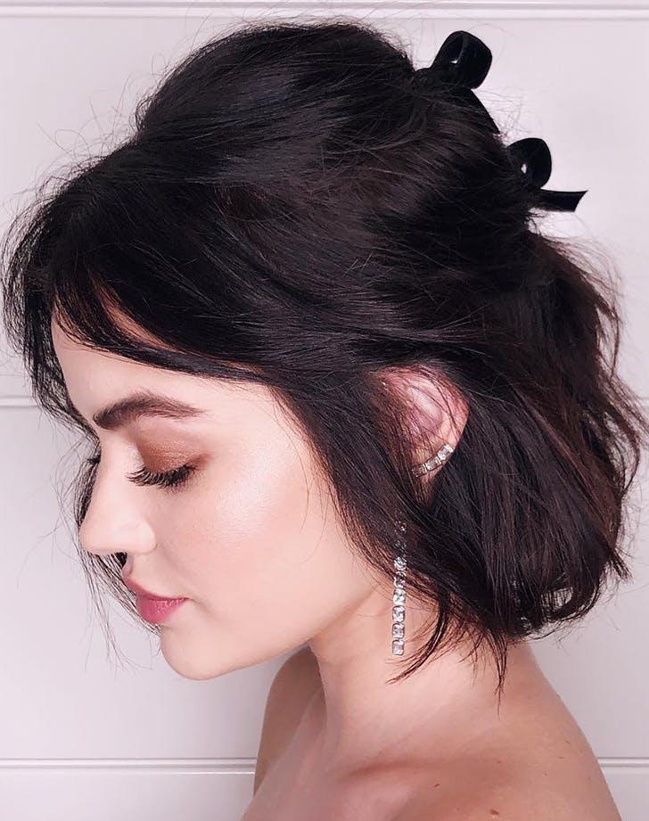9 Stunning Half Up Down Hairstyles