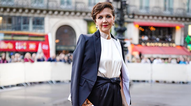 Maggie Gyllenhaal Had No Idea She Needed This Important Baby Essential After Having Her Daughter