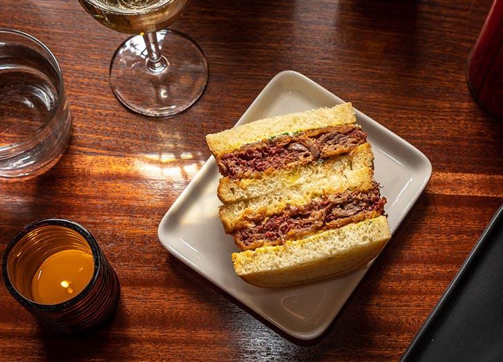 maison yaki sandwich
