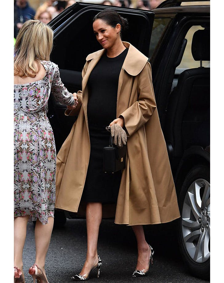 Rule of Three: Meghan Markle & Her Friend Group Can't Stop Wearing These Heels