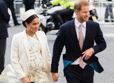 22454c2444f Everyone Suddenly Thinks Harry   Meghan Might Give Their Baby  This   Italian Name