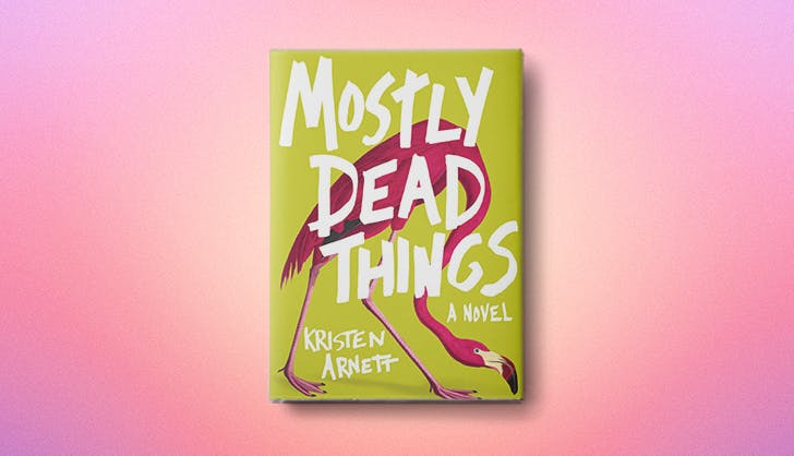 This Morbidly Funny Novel Covers Taxidermy, Grief and Queer Love Triangles