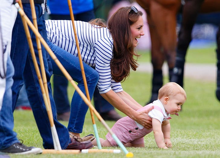 Prince Louis Took a Page from George's Fashion Playbook with His Garden Outfit—and Here's Where You Can Get It