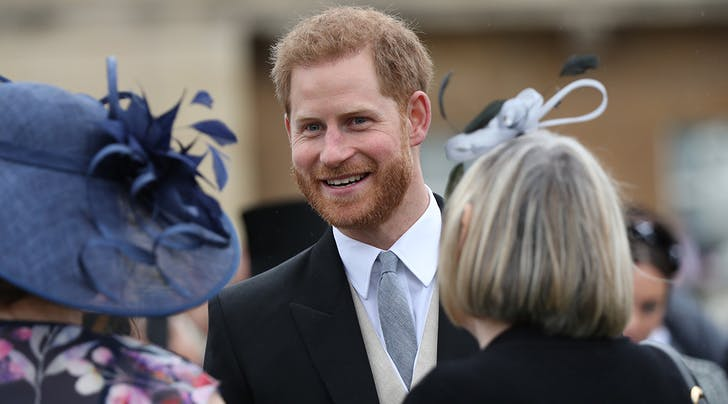 Meghan Markle Couldn't Attend the Palace Garden Party, but Prince Harry Made Sure She Was Still Front & Center