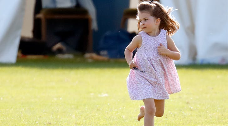 Princess Charlotte Will Attend the Same School as Prince George Starting Next Week