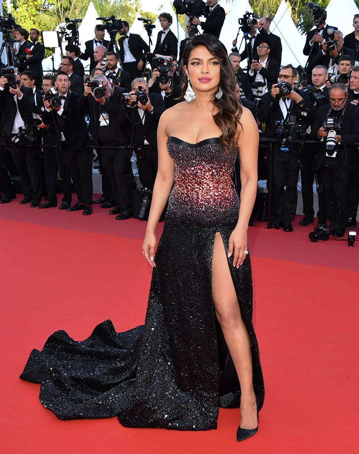Priyanka Chopra Just Revealed Which 2 Royals Inspired Her Cannes Outfits