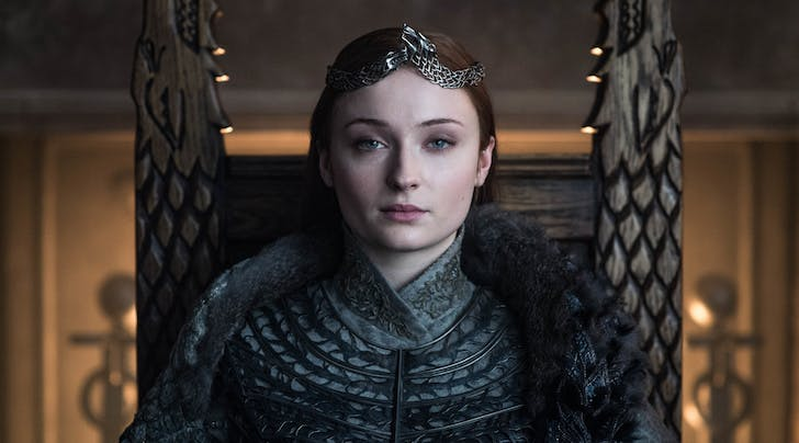 Why Sansa's Final Look in 'Game of Thrones' Is a Big Deal