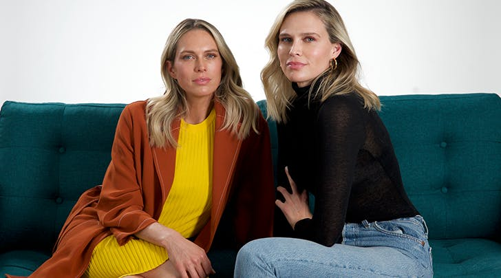 Sara and Erin Foster's Biggest Wardrobe Disasters Are Totally Relatable