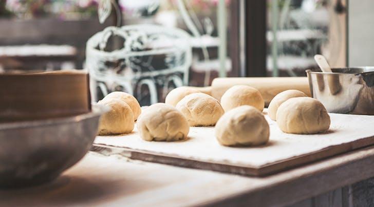 Sarah Copeland's Quick Homemade Pizza Dough