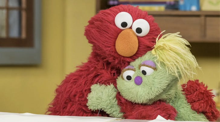 There's a New Muppet on 'Sesame Street' and She's in Foster Care
