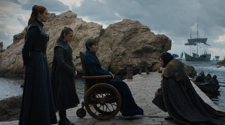 Isaac Hempstead-Wright aka Bran Reveals His Initial Reaction to the Game of Thrones Finale