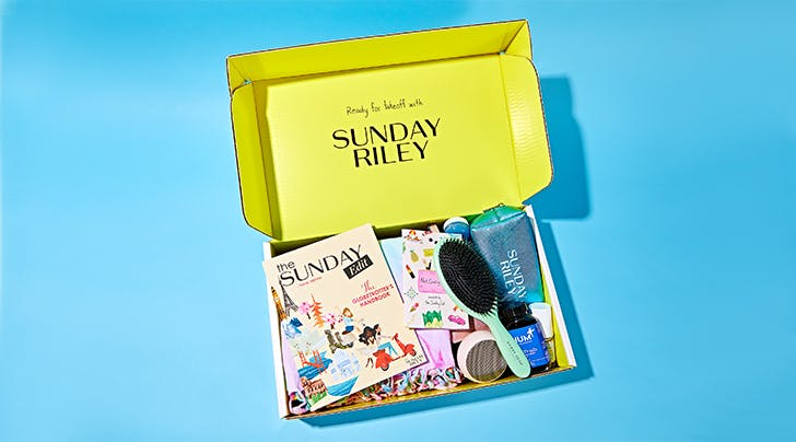 Sunday Riley's Latest Subscription Box Is Filled With TSA-Approved Beauty Minis for Your Next Vacation