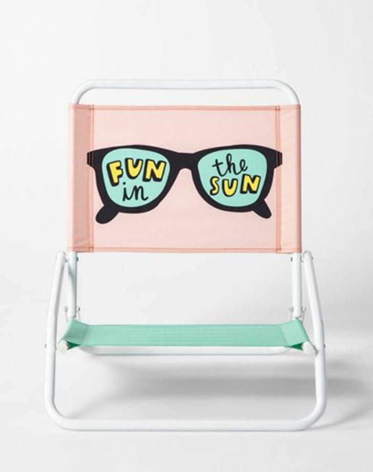 target fun in the sun chair