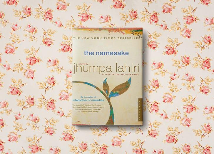 the. namesake jhumpa lahiri