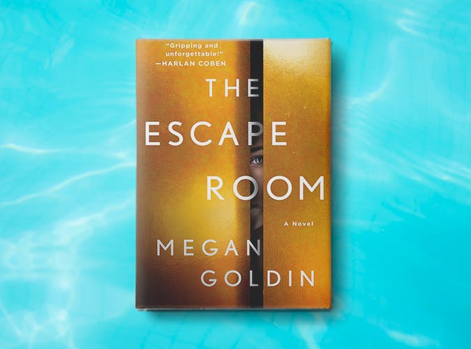 the escape room megan goldin