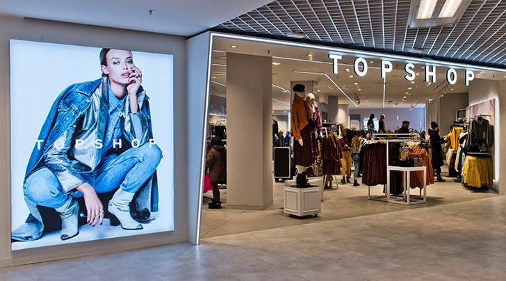 Stock Up While You Can: Topshop Is Closing All of Its U.S. Stores