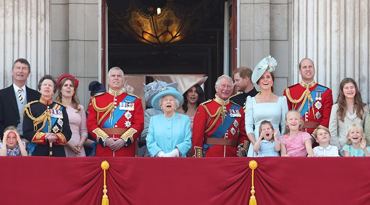 The Annual Trooping the Colour Is June 8, and We're Predicting *These* 2 Royals Will Make a Surprise Appearance