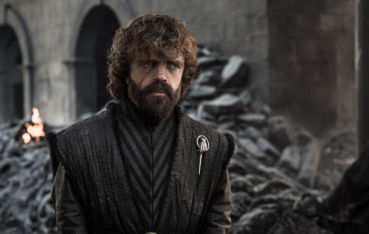tyrion game of thrones series finale